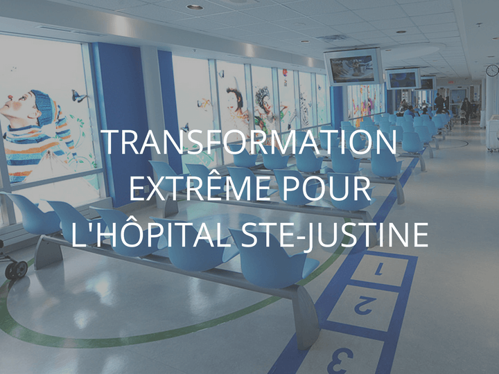 Transformation Ste-Justine | CPL Solutions