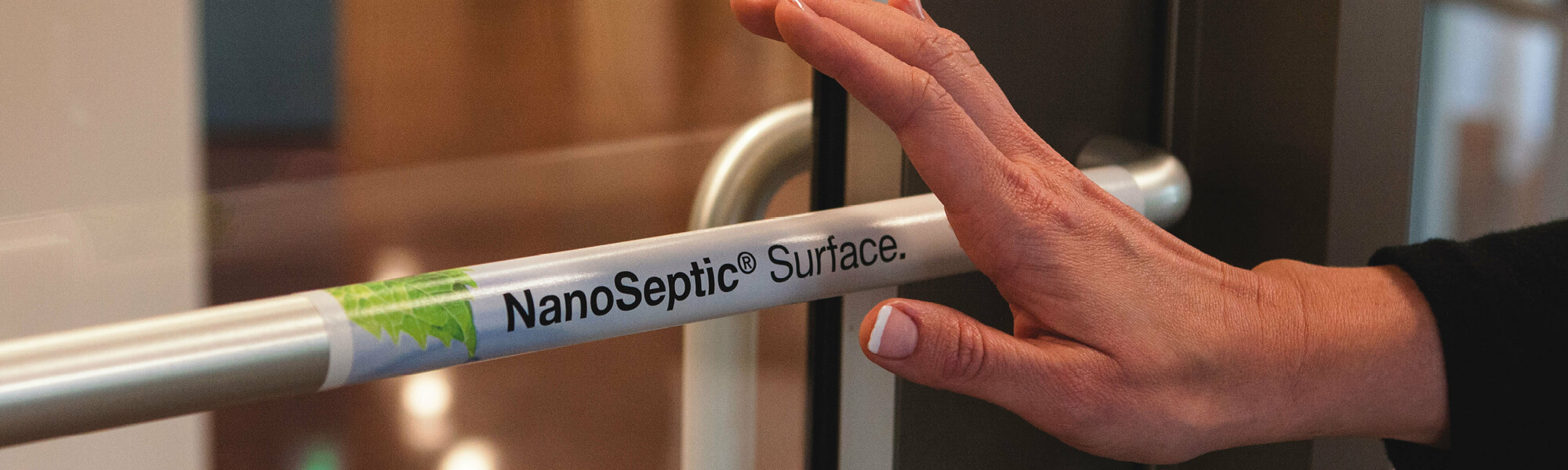 Nanoseptic | SOLUCARE Couvre-Planchers Labrosse